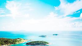 海洋大海背景圖片素材