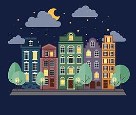 城市的建筑