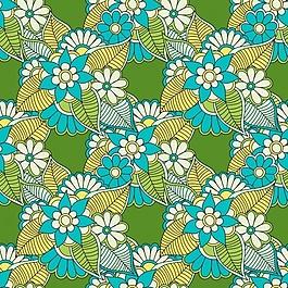 花卉圖案設計