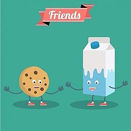 友谊背景设计