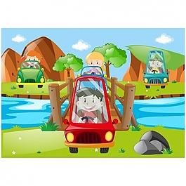 儿童汽车设计