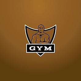 褐色標志,體操
