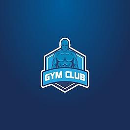 藍色標志,體操