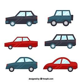 几何设计中的平板汽车