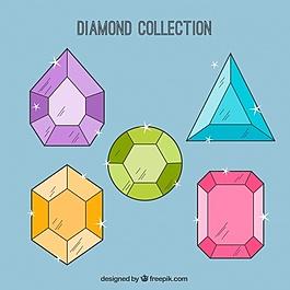彩色鉆石系列