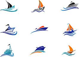 輪船標志圖片