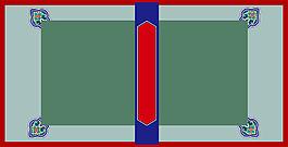 矢量复古传统宫廷雕梁画栋花纹背景