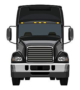 灰色卡車圖片