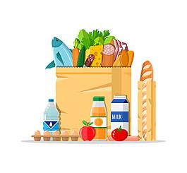 卡通食物蔬菜漫画图片