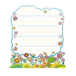 手繪卡通花朵元素