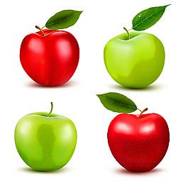 蘋果和紅蘋果圖片