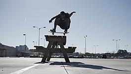 滑板大奧利