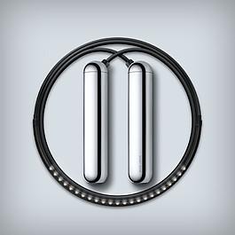 电子跳绳产品工业设计
