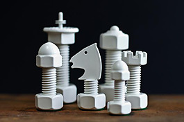 创意工具国际象棋产品设计JPG