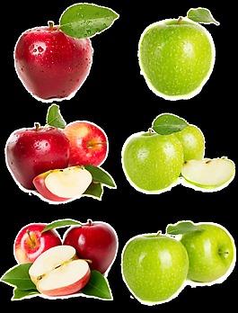 高清蘋果摳圖