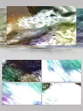 星空梦幻宇宙视频素材