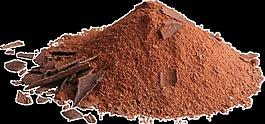 巧克力粉素材