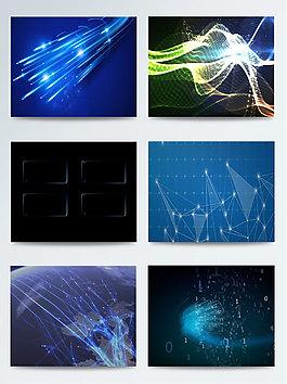 創意旋轉科技光效