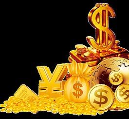 世界金币符号元素