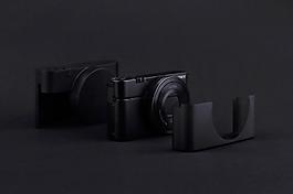 柔軟的數碼相機保護套jpg素材