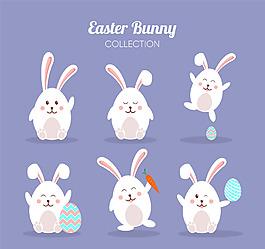 復活節兔子系列
