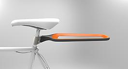 多功能的創意自行車配件jpg素材