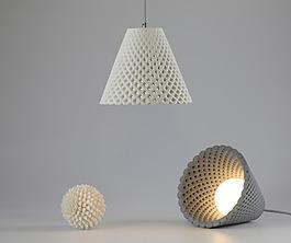創意小巧的仿生設計燈具jpg