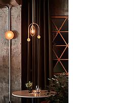 家具设计餐厅灯饰吊灯jpg素材