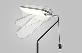 创意极简主义设计的台灯jpg