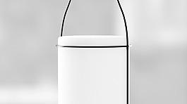 创意小清新白色灯具jpg素材