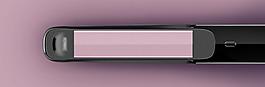 粉色紫色可爱的直发器jpg素材
