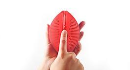 一款獨特外形的揚聲器jpg素材