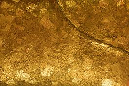 金色磨砂質感紋理貼圖