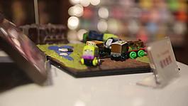 精致小火车巧克力