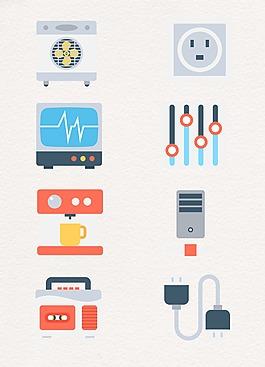现代科技电子设备