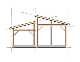 專業繪畫設計窗戶元素