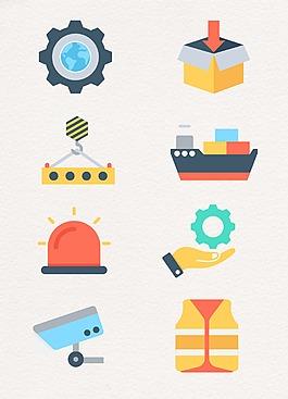 生活輪船設計圖案