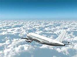 飛機慢速飛行音效素材