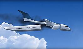 飛機快速飛過音效素材