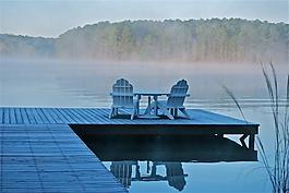 湖边小鸟叫音效素材