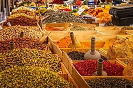 農貿市場音效素材