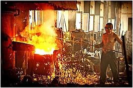 鋼鐵廠機械音效素材