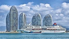 海港环境音效素材