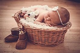 嬰兒發出嗒嗒聲音效素材