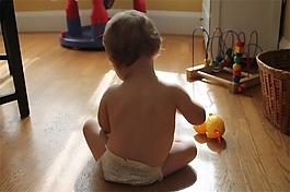 婴儿欢笑声音效素材