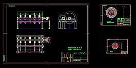 盘式磁选机总图