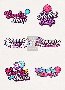 甜点屋标志LOGO图标