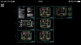圖書館平面圖及詳圖