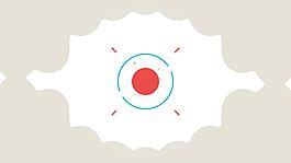 快速的图形动画揭示出logo标志AE模板