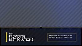 秀氣優雅的企業幻燈內容展示AE工程